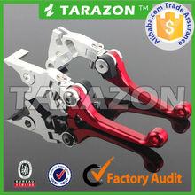 Hot Sale TARAZON Brand CNC Billet Parts Brake Clutch Folding Levers for SUZUKI