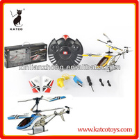 Model king 2.4Ghz gyro metal 3.5-channel rc helicopter with light