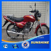 SX150-9A Single-cylinder Red/Blue/Black Super 150CC Street Motorcycle
