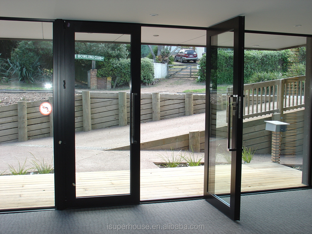 As nz2208 standard energy saving aluminium decorative for Aluminum french doors