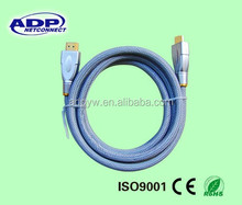 hdmi cable male to male 19pin a type with ethernet support 1080p for hdtv