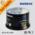 En blanco risheng 25gb blu-ray disc/en blanco 8x blu-ray disc/en blanco 8x 25gb dvd blu ray
