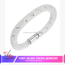 Hot new Top Fashion Yiwu Crystal Beads Magnetic Bracelet
