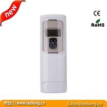 aerosol dispenser perfume spray dispenser automatic room perfume dispenser for hotel / office/toilet
