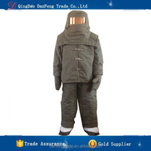 DANFENG DF-006 wholesale used fire retardant clothing anti Fire fighting suit fire retardant entry suit
