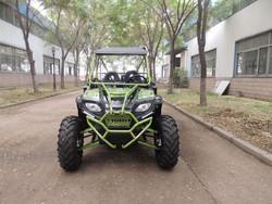 Newly upgraded 250cc military 2x4 side by side 2wd sports utv