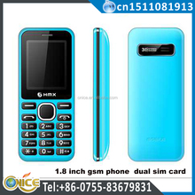 W18 cheap unlocked cell phone 1.8 inch low end phone dual sim cards very cheap gsm unlocked phone