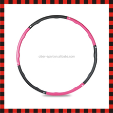 Plastic professional light fitness cheap wholesale hula hoop manufacturer