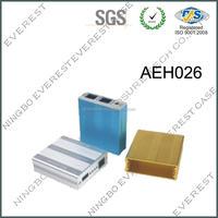 Aluminum Extruded Power Supply Hull/Shell/Shuck/Case