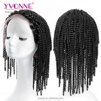 Aliexpress yvonne kinky curly human hair wigs for black women