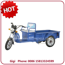 Wholesale heavy loading 20Ah48V 650W three wheel delivery electric tricycle for cargo