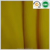 High quality basketball shorts fabric, bird eye mesh fabric
