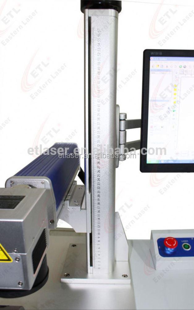 laser etching machine metal