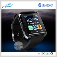 China original smart watch mobile cellphone unlocked for IOS and Android