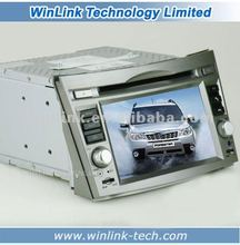2012 New touch screen 8 inch Car dash dvd player for Fiat