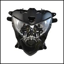 BJ-HLA-002 Custom ABS plastic headlight motorcycle for gsxr600 04-05 k4