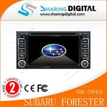 subaru forester car multimedia navigation system