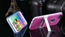 Waterproof clear plastic cell phone case