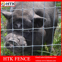 lightly galvanized rabbit guard fencing