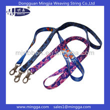 eco-friendly feature and lanyard type cheap printing lanyard for wholesale