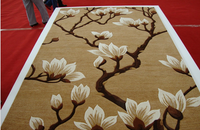 high quality Best selling Chenille Living Room used hotel carpet