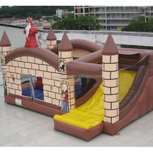 China Professional Manufacturer selling inflatable jumping castle / commercial inflatable castle