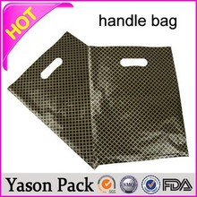 Yason washing powder packing plastic bags colored ziplock plastic bag funny shopping bag