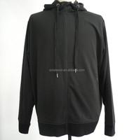 Men's Merino Wool& polyester Brushed Coat