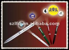 ColorfuL Light battery Pen Wih Logo Led Pen With Light