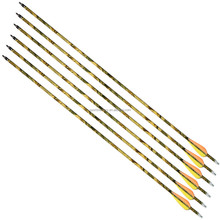 trade assurance service archery carbon arrows 350 spine camo color arrows carbon