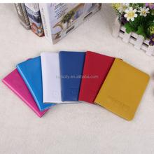 PVC Passport Holder Full Color Printing wholesale hot selling 2015 new design