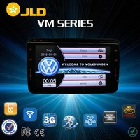 Android 4.2 car audio gps navigation system for vw MAGOTAN