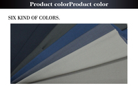 TR028 Fashion Woven Plain Dyed TR Suiting Fabric For Men's Suit