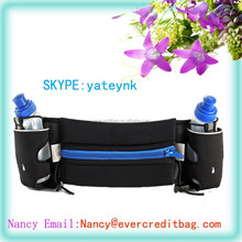 2015 New Neoprene Hydration Running Belt With Water Bottle