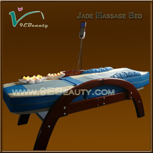 Second hand jade massage table thai sex body and portable massage bed