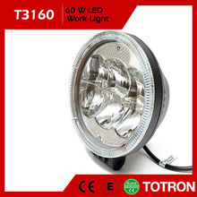 TOTRON Low Defective Rate High Brightness Factory Supply High Power Auto Led Drl Driving Lights Flexible Daylight