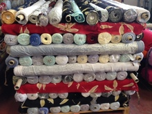 Stock fabric