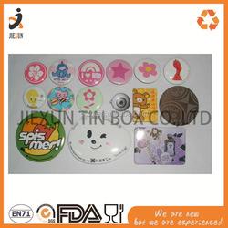 Custom Button Badge Pin, Wholesale Custom Tin Badge 2016 tin badge iron badge set tin tourism badge tin magnet fridge