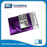Glamour Colored Metallic Foil envelopes