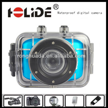 full hd underwater fishing video camera built-in Lithium battery MDV130B