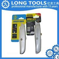 aluminum alloy cutter knife
