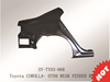 for Toyota Corolla(2007-2009) suyang high-quality auto rear right fender auto body parts