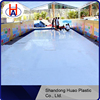 most popular designer factory price of synthetic ice rink sheet