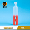 24ml 1:1 Two Component Empty Plastic Syringe In Appliances