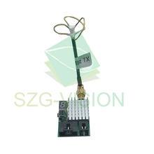Canais sem fio FPV AV TX e RX Set / Receptor e Transmissor para Multicopter