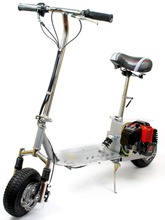 49cc 50cc 2-stroke foldable gas scooter for adult