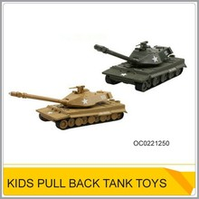Promotional 1:72 pull back military tank toys for kids OC0221250