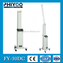 2015 new product Hospital sterilization equipment ultraviolet radiation air sterilization vehicle