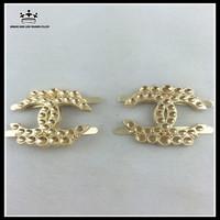 Wholesale alloy shoe accessories shoe buckles decoration