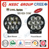 Best Factory Price!!NSSC 4x4 off-road accessories led work light led driving lights 70w with lifetime warranty